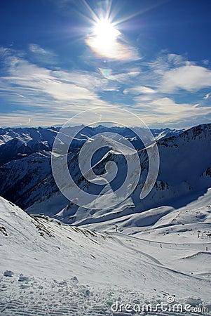 Free Alps Landscape Stock Photos - 18428653