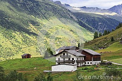 Alps Mountain House