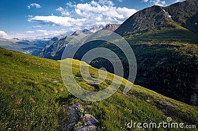 Alps Panorama (Austria)