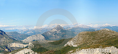 The Alps in Provence