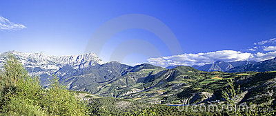 Alps provence