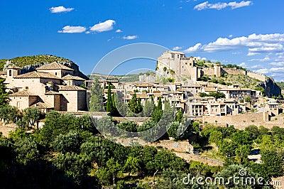 Alquezar, Huesca Province