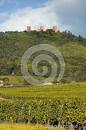 Alsace castles