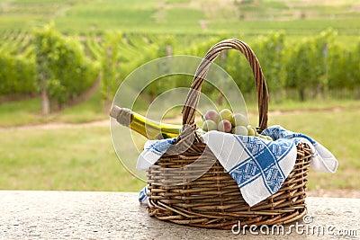 Alsace picnic
