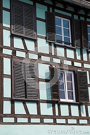 Alsace s house