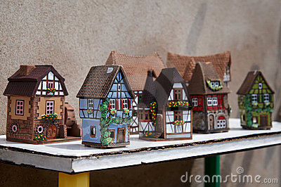 Alsace s houses