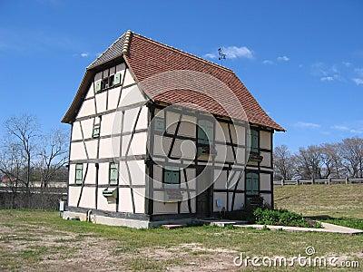 Alsacian House in Texas
