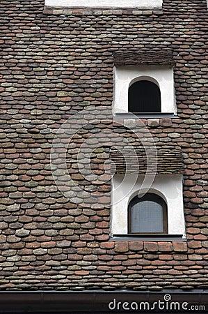 Alsatian roof