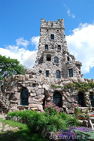 Alster Tower on Heart Island