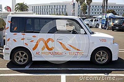 Alt Car Expo 4344 Editorial Image
