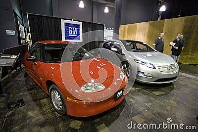 Alt Car Expo GM Cars Editorial Photo