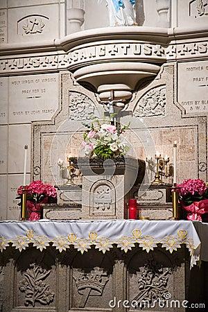 Altar católico