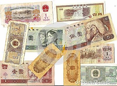 Alte ausländische Währung