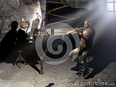 Alte Musiker