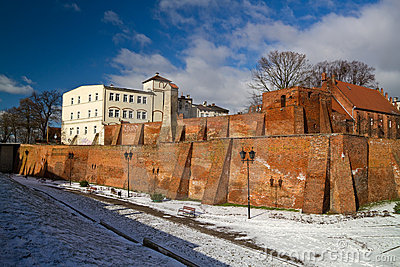 Alte Stadt von Grudziadz