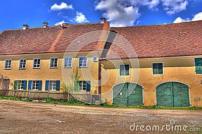 Alter Bauernhof HDR