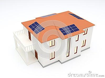 Alternative Energy House