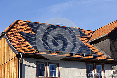 Alternative energy photovoltaic solar panels