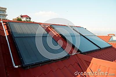 Alternative energy- solar system