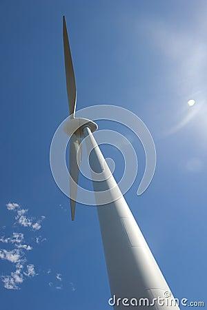 Alternative Energy through Wind Turbine