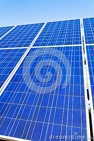 Alternatywna energetycznej rośliny władza słoneczna