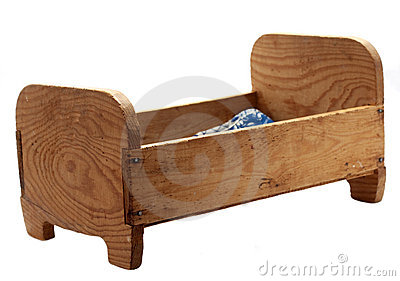 altes bett stockfotografie bild 20151702. Black Bedroom Furniture Sets. Home Design Ideas