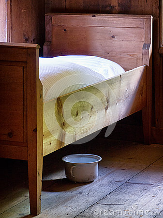 altmodisches schlafzimmer stockfotografie - bild: 7890442, Schlafzimmer
