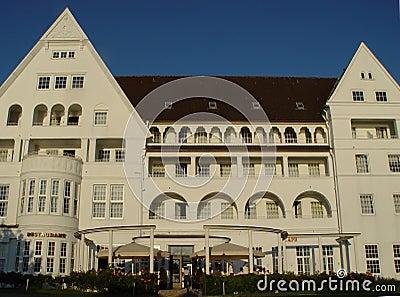Altes Seerücksortierunghotel