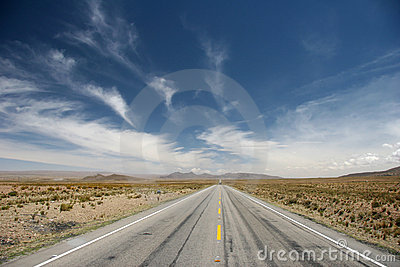 Altiplano Road