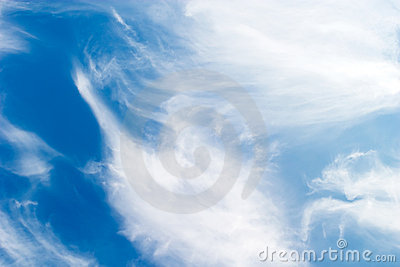 Altostratus Cloud Background