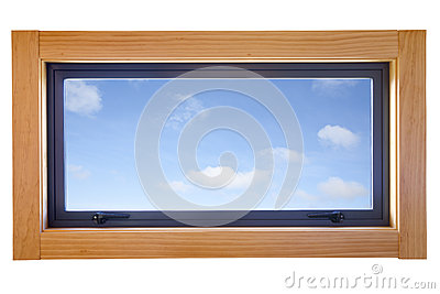 Aluminium Double Glazed Small Window