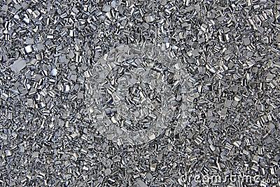Aluminium filings