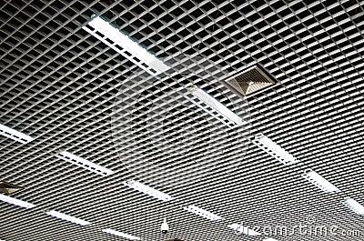 Aluminium Meshed Ceiling