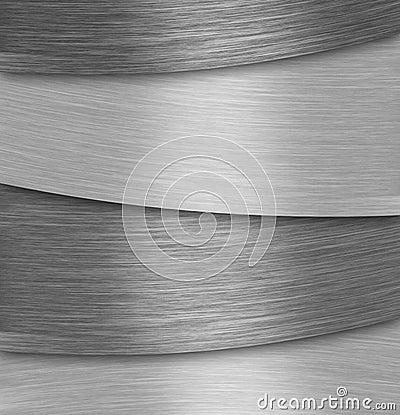 Free Aluminium Plate Background Royalty Free Stock Photos - 21034548