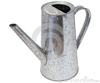 Aluminium watering can