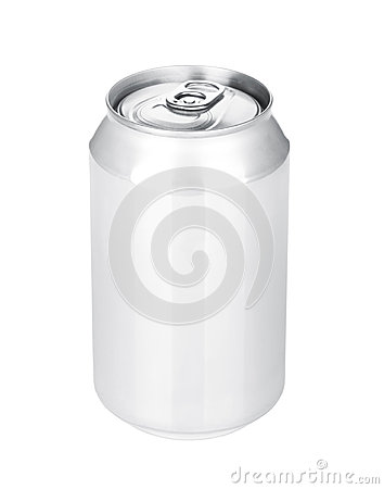Free Aluminum Beer Or Soda Can Stock Photography - 39306392