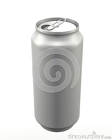 Aluminum can oupen