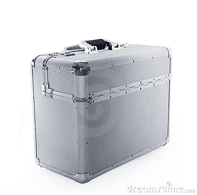 Free Aluminum Case Royalty Free Stock Images - 10623979