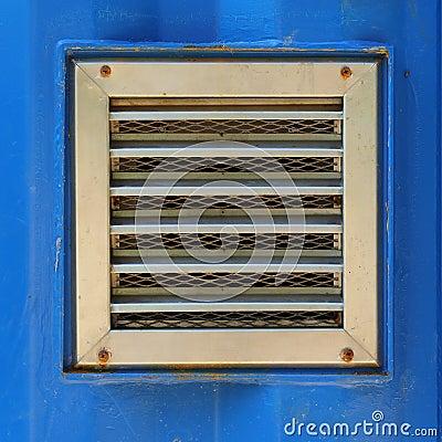 Aluminum ventilation