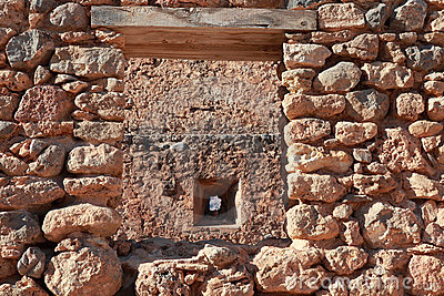 Alvenaria do Stonework, Fragocastelo, Crete