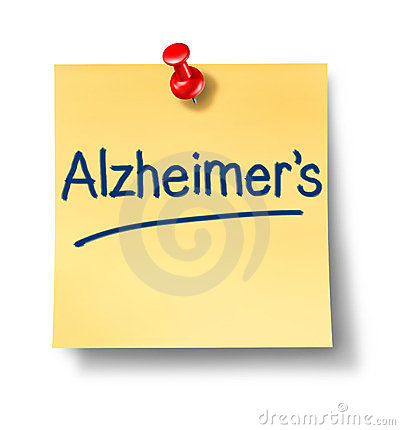 Alzheimer Reminder Office Note