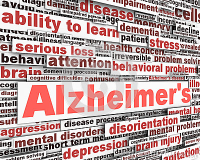 Alzheimer s disease message design