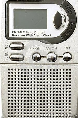 Free Am And Fm Radio Royalty Free Stock Photos - 13392108