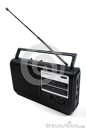 Free AM FM Radio Royalty Free Stock Photo - 28612645