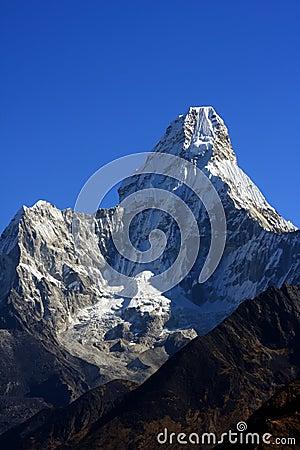 Ama Dablam Mountain Nepal