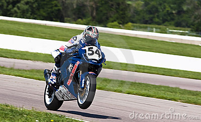 AMA Pro Road Racing:  August 02 Tornado Nationals Editorial Image