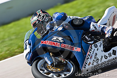 AMA Pro Road Racing:  August 02 Tornado Nationals Editorial Photo