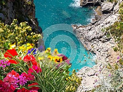 Amalfi Coast Capri Italy