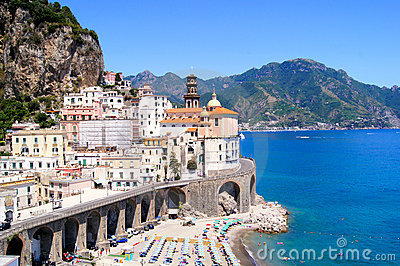Amalfi Coast views