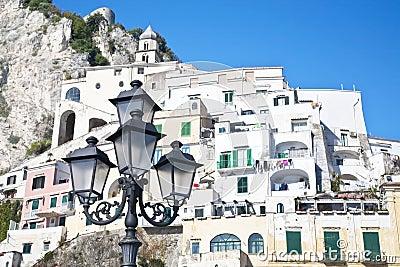 Amalfi Lightpost